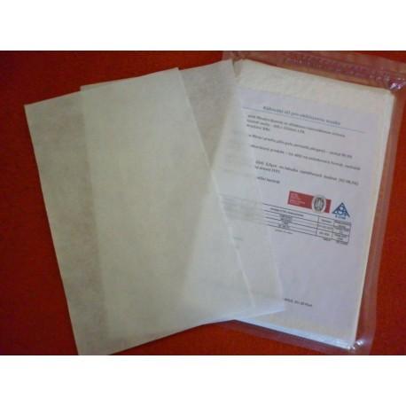 Náhradní filtr - balení 30ks - se středovou NANOVRSTVOU